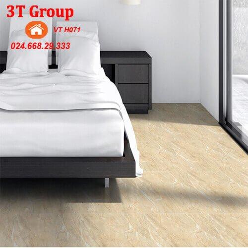 gạch 60x60 Vitto mã H171 men khô lát phòng ngủ