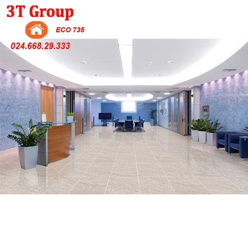 gạch 60x60 viglacera eco 624 lát khách sạn